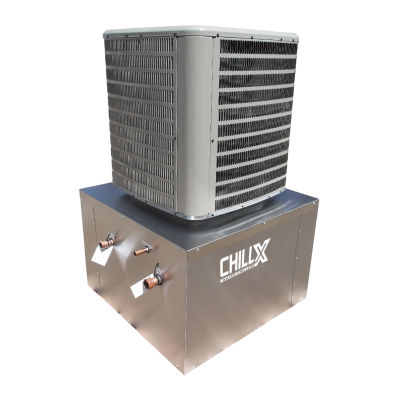 ChillX - 2-5 Ton Low Profile Low Temp Self-Contained Chillers (Single Circuit Models)ChillX - 2-5 Ton Low Profile Low Temp Self-Contained Chillers (Single Circuit Models)