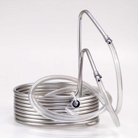 Stainless Steel (Wort) Chiller Coils