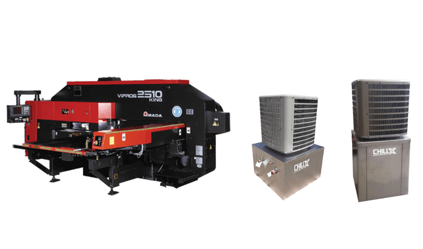 Replacement Chiller For Amada ViPros Machines