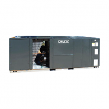 ChillX - 15-20 Ton Horizontal Dual Circuit Chillers