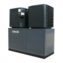 ChillX - 6 - 20 Ton Dual-Circuit Vertical Chillers