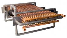 ChillX 5 - 16 Ton Geothermal Pond Loop Heat Exchangers