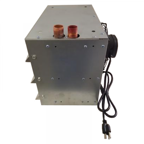 Zephaire - High Speed Unit Heater/Cooler Air-to-water Heat Exchanger