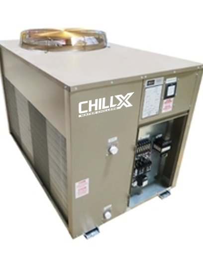 ChillX - 1.5 - 10 Ton Compact Commercial Extra Low Temp Chillers
